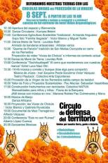 Círculo de defensa convocatoria
